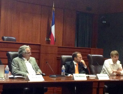 Athletes and Their Trademark Rights Debated at UT Sports Law Symposium