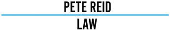 Pete Reid Law Mobile Logo